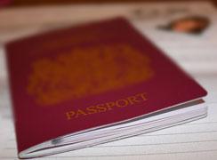 First Time Passport