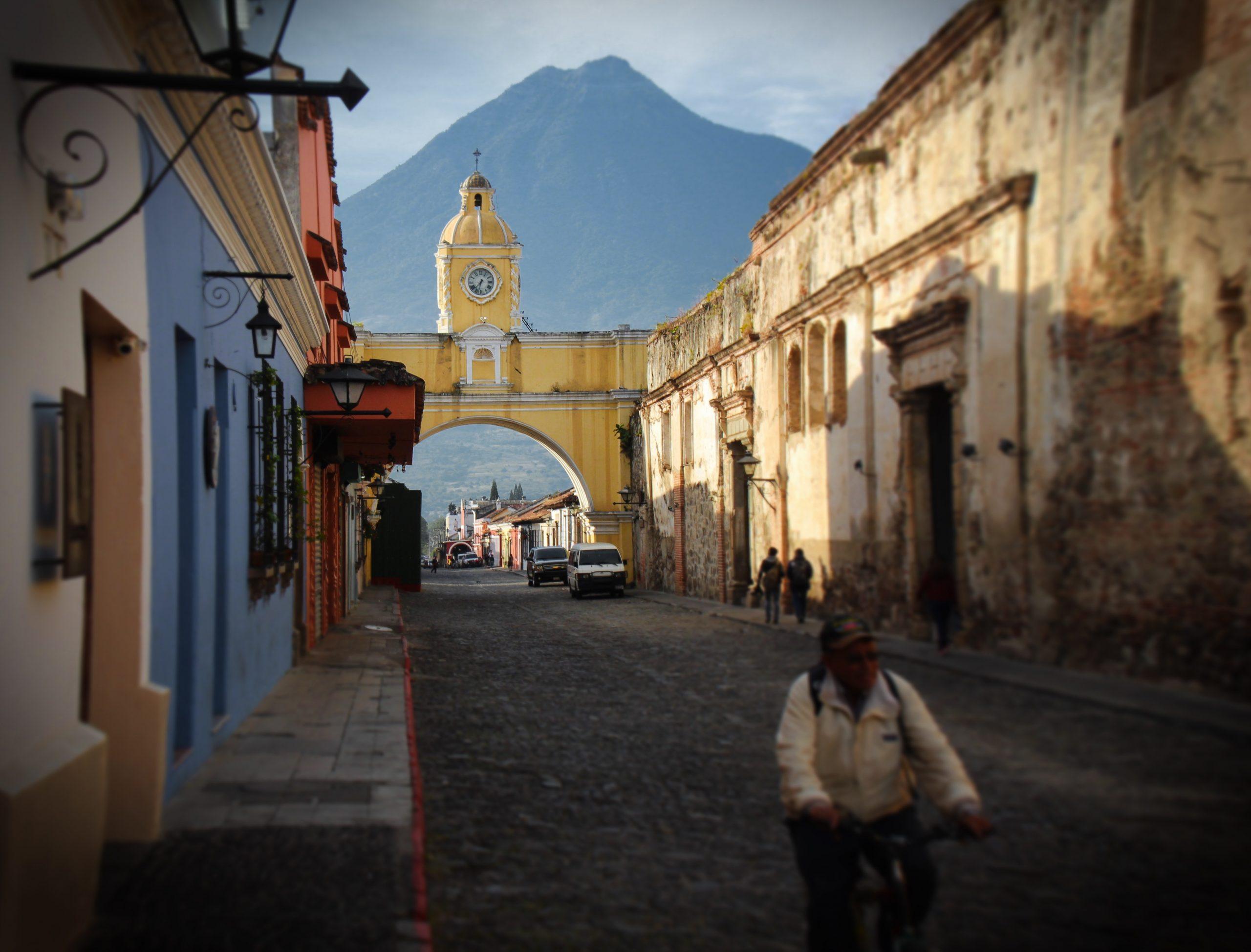 Guatemala visit passport