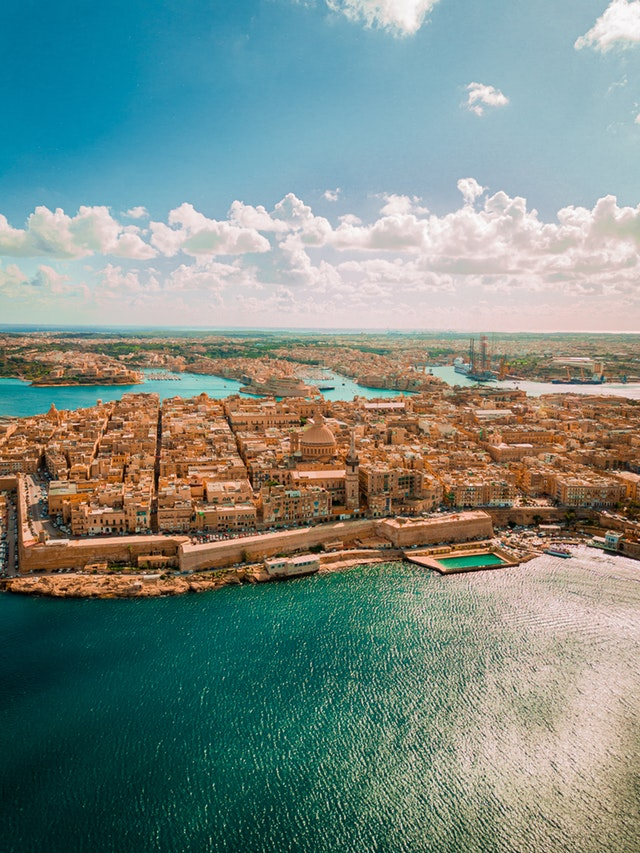 Malta architecture island beautiful travel passport