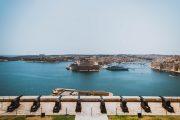 Malta visit passport island