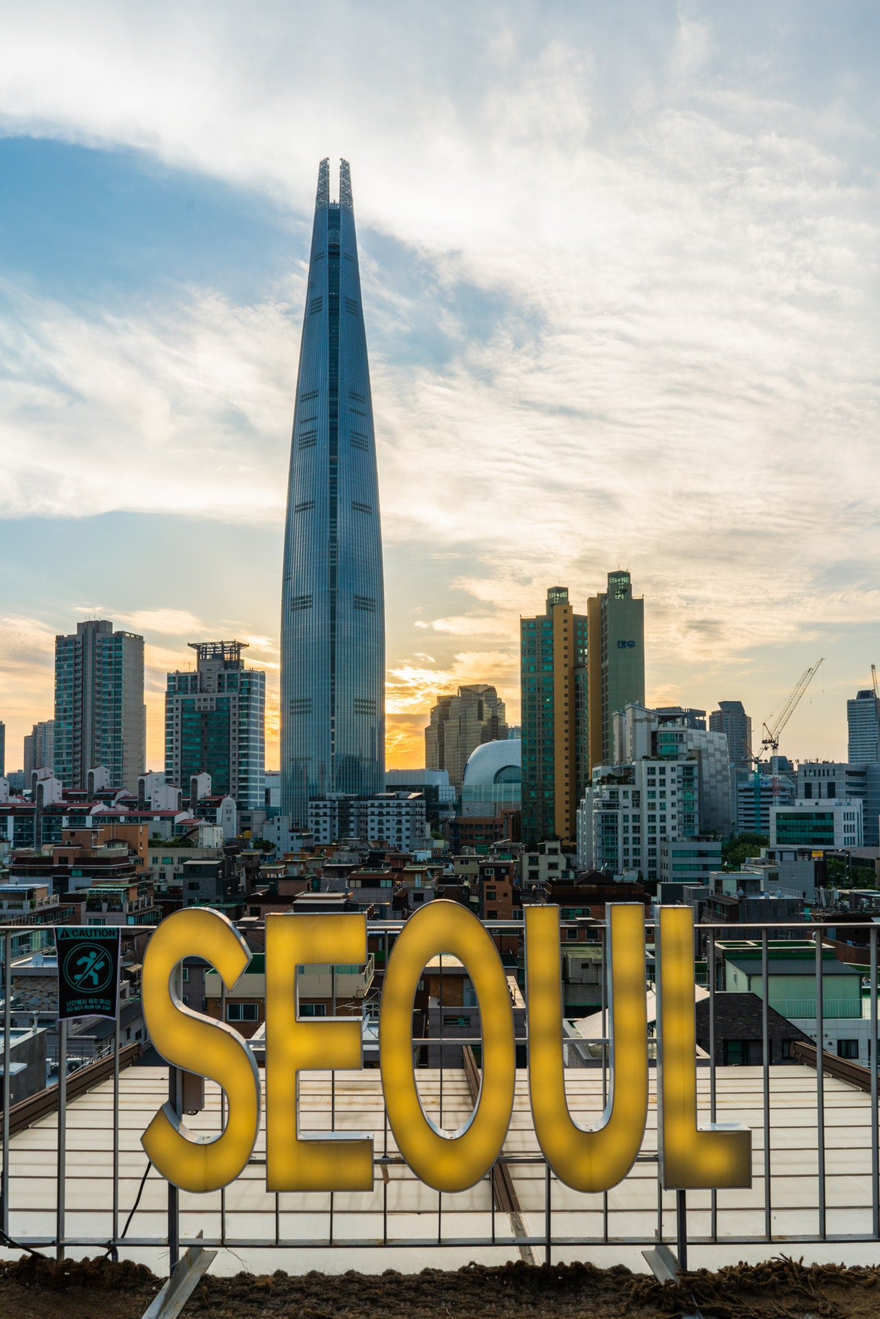 South Korea Seoul passport travel visit