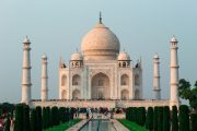 India the taj Mahal Monument visit travel