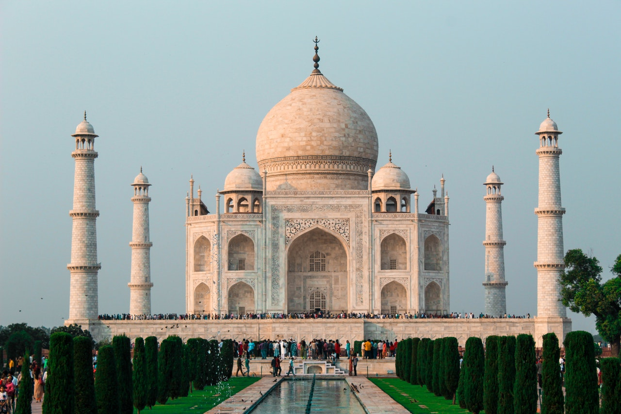 Why we would love to visit India as soon as we can!