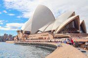 Opera House Sydney visit Australia people music