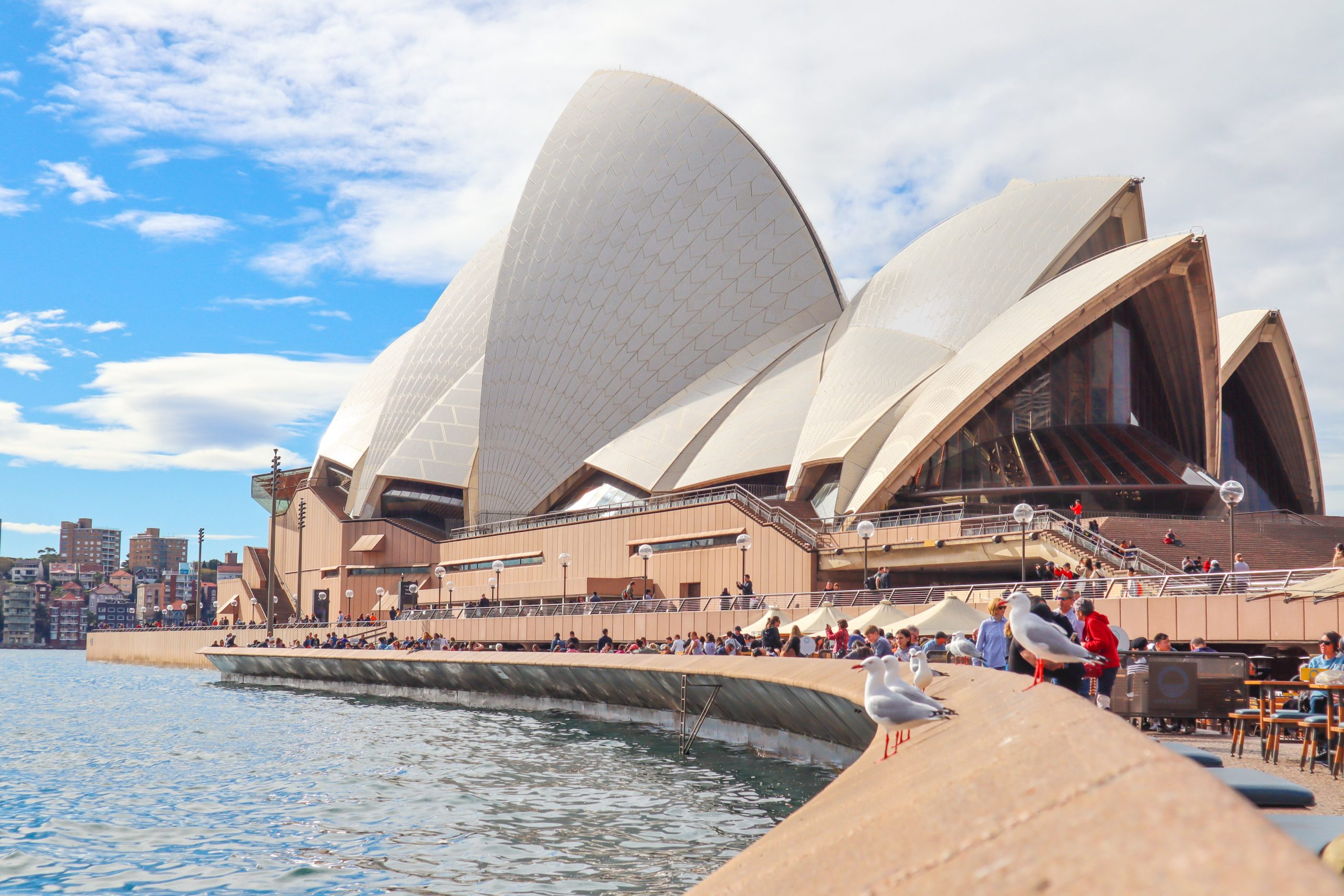 We can't wait to visit Australia, The Land Down Under