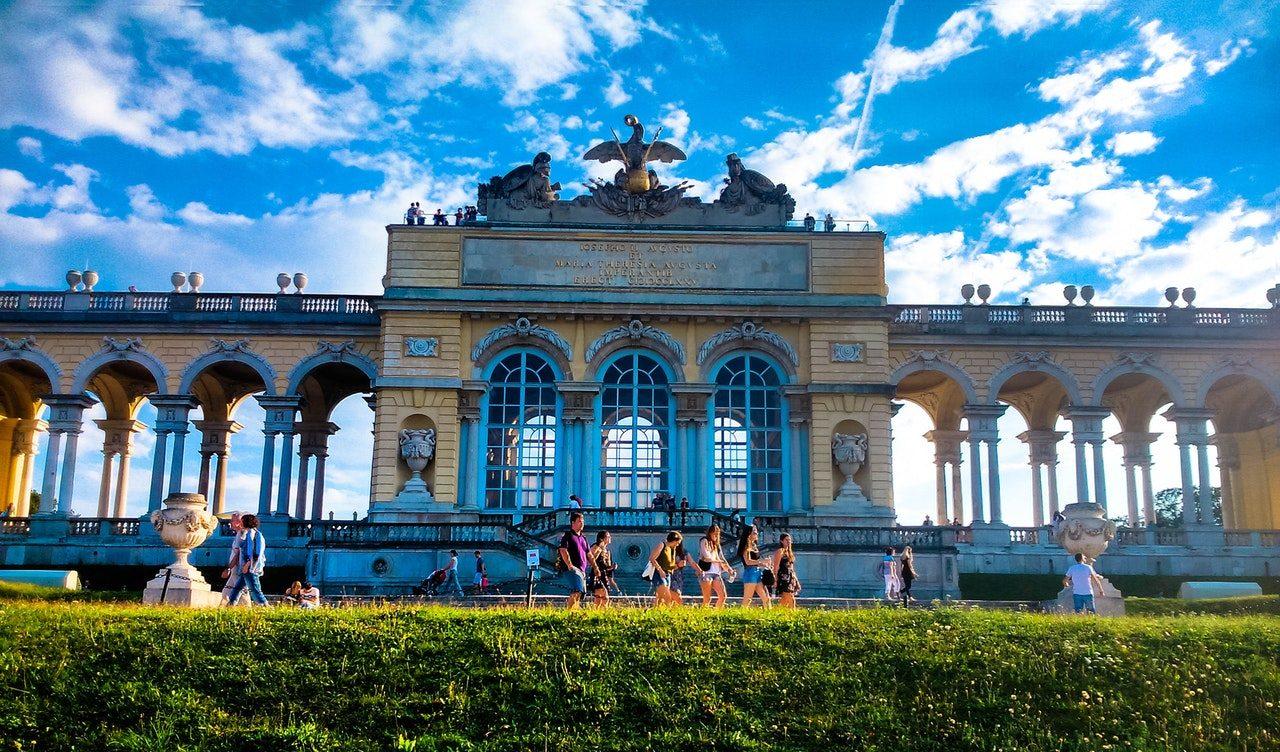 Vienna Austria visit travel passport
