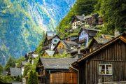 Vienna Austria visit travel passport houses lake nature mountains