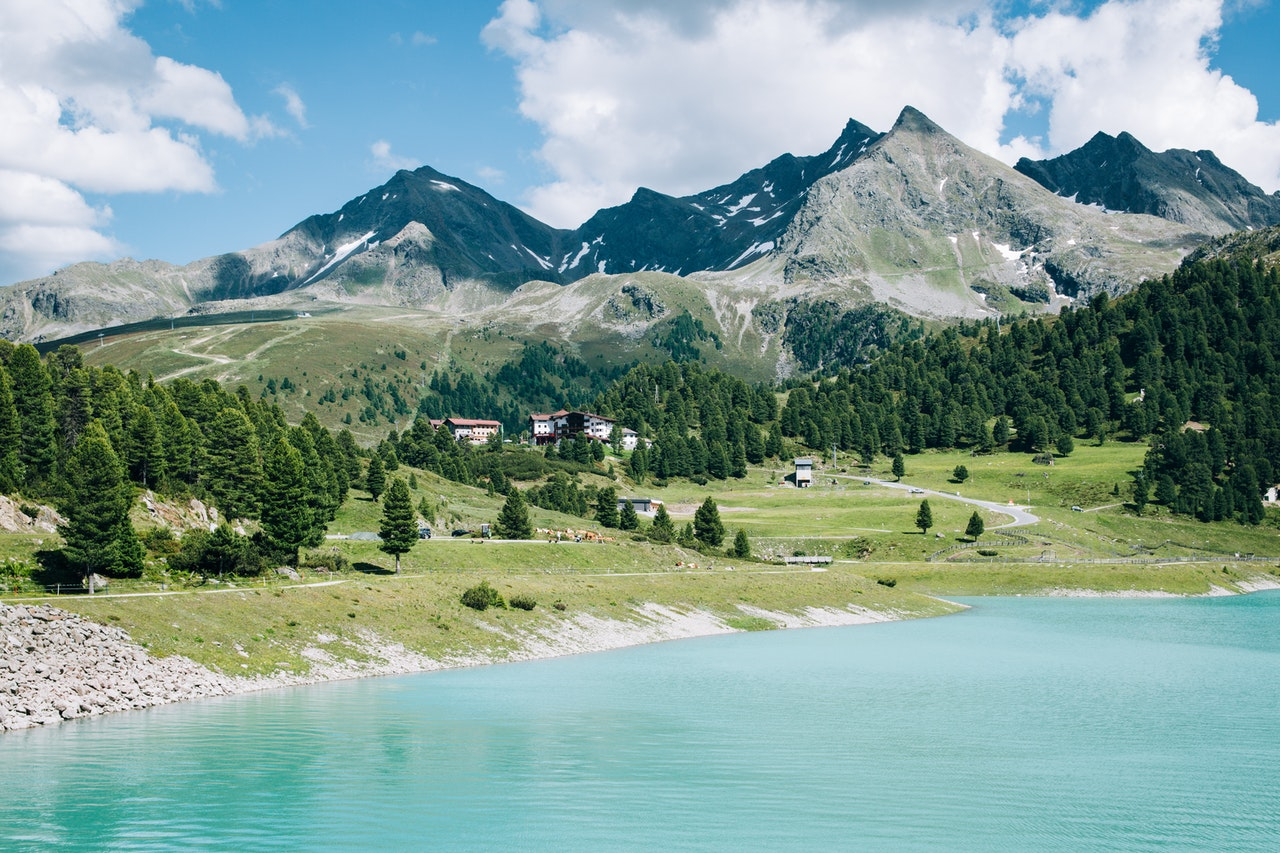 Vienna Austria visit travel passport mountains